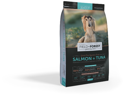 Pet Nutrition Products for Adult Dogs - Salmon and Tuna