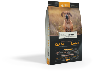 Field+Forest game and lamb